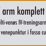 iv arm