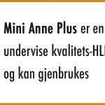 MiniAnne+V